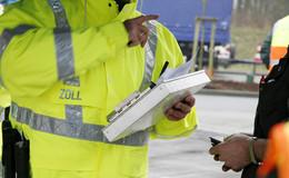 Schwarzarbeitskontrollen im Speditions- und Logistikgewerbe