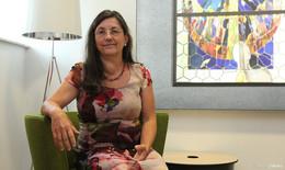 Daniela Creutzberg ist die neue Pfarrerin in Hartershausen und Fraurombach