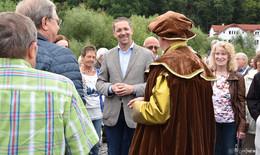 Sommertour mit Landrat Dr. Koch: Anmeldungen jetzt möglich