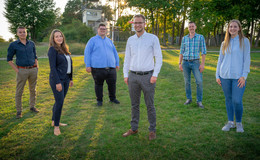 Junge Union Kreisverband stellt Kandidatenliste zur Kommunalwahl vor