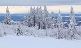 Auf Osthessen wartet ein wundervolles Winterwochenende