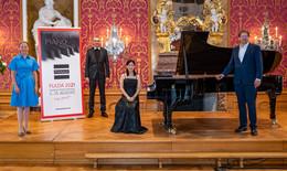 Pianale Piano Festival befügelt jetzt auch im Kloster und BGV-Obstgarten