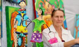 Malerdorf präsentiert sich: 40. Kunstwoche Kleinsassen startet am Sonntag