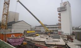 Update Feuerwehr: Wie läuft der Neubau der Leitstelle?