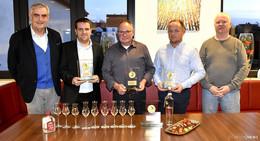 Gewinner des 1. Rhöner Schinken- und Destillationsmarkt gekürt