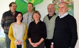 Grüne gehen mit bewährter Vorstandsspitze in den Kommunalwahlkampf