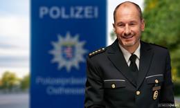 Michael Tegethoff ist neuer Vize-Chef im Polizeipräsidium Osthessen