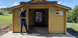 Bauernlädchen 24/7: Der Verkaufsautomat für den spontanen Einkauf