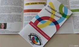Zeichen setzen gegen Rassismus und Gewalt: Erste interkulturelle Woche