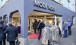 Mode Vogt feiert 85. Geburtstag: Stilvolle Beratung ist unsere Leidenschaft