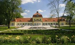 Ins Kurhaus: Standesamt der Kreisstadt zieht um - Öffnung am 24. Juni