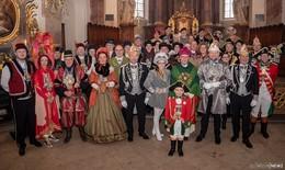 Lange Tradition der Fulder Foaset: Friedensgottesdienst in Stadtpfarrkirche
