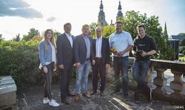 Erste Zwischenbilanz zum Stadtjubiläum - OB: Durchaus positive Resonanz