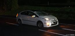 Tödlicher Unfall auf L3329: Fußgängerin (77) von Auto erfasst