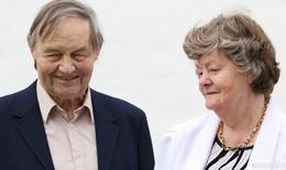 Der bekannte Zoologe Dr. Franz Müller wird heute 80 Jahre alt