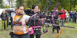 Bogenparcours und zwei deutsche Meisterschaften auf Schloss Fasanerie