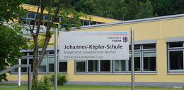 Neuer Corona-Fall an Johannes-Kepler-Schule in der Kaligemeinde