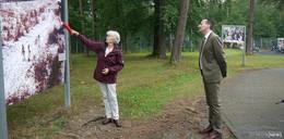 Staatssekretär auf Stippvisite: Wo sich Natur und Erinnerungskultur verbinden