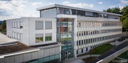 Winfriedschule ist aufgestockt, erweitert und technisch aufgerüstet