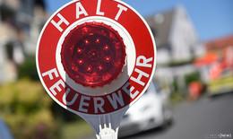 Feuerwehreinsatz in Kur-Klinik am Hainberg: Lage schnell unter Kontrolle