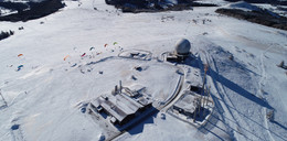 Genießen bei Kaiserwetter: Tolle Luftaufnahmen von der Wasserkuppe