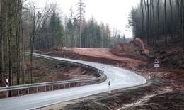 Bauarbeiten gehen weiter: L 3206 im Gieseler Forst ab Montag gesperrt