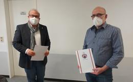Einstimmig gewählt: Gerd Hebel ist neuer Ortsvorsteher von Lingelbach