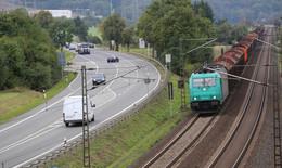 Heute ist Tag gegen Lärm: Bündnis hat die Güterzüge im Blick