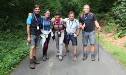 Vorderrhön wird für einen Tag zum Mittelpunkt für Läufer und Wanderer