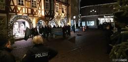 Dritte Weg-Demo: Mit Parolen durch die Fuldaer Innenstadt