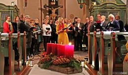 Besondere Andachten im Dekanat an den kommenden Adventswochenenden