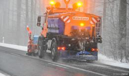 Vorsicht Autofahrer: Jetzt kommt der Schnee nach Osthessen