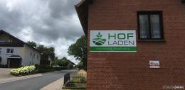 Neuer Hofladen der Familie Richter in Kirchhasel
