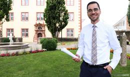 Bürgermeisterwahl in Großenlüder: Florian Fritzsch (38) geht ins Rennen