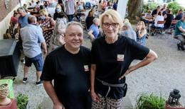Music Sommer: Beste Stimmung im Fuldaer Hof mit dem Duo Malibu