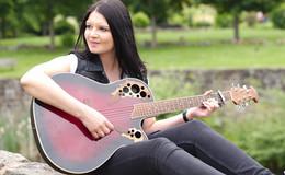 Eventsängerin Loraine Doublier - mit Live-Musik mitten ins Herz