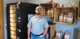 Landwirt mit Leib und Seele: Christoph Alex setzt auf Qualität beim Bio-Hof Alex