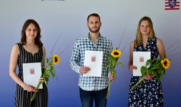 Prüfungsbeste aus Fulda: Dezentrale Feiern statt Festakt in Wiesbaden