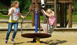 Kinder als Spielplatz-Experten gefragt: Was möchtet ihr tun?