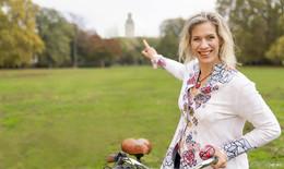 Rhönerin Katharina Krefft (41) will Grünen-Oberbürgermeisterin werden