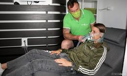 Stillstand ist der Tod: Physiotherapeut setzt auf Höhenlufttraining