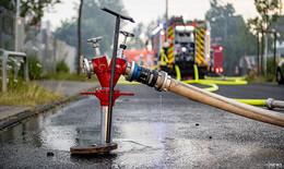 Feuerwehreinsatz im Sägewerk in Wallenrod - Niemand verletzt