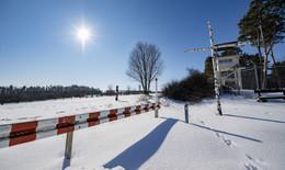 Der Winter bleibt: Sonne satt am Wochenende, Wolken und Eisregen am Montag