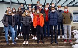 120 FFP2-Masken für die Abschlussklassen der Mittelpunktschule Hohe Rhön
