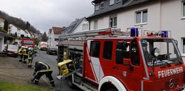 Angekokelte Heizdecke sorgt für Feuerwehreinsatz in der Kreisstadt