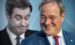 Politische Reaktionen auf Söder-Rückzug - Laschet wird es schwer haben