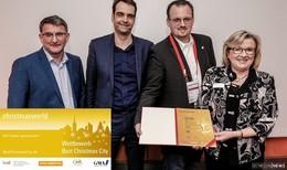 Rotenburg ist Best Christmas City 2018 - 3. Platz in der Kategorie Kleinstadt
