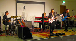 Finnische Blues-Rock Lady verzaubert die JVA Hünfeld
