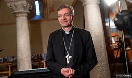 Bischof Gerber: Verschärfte Regeln auch in Kirche konsequent beachten