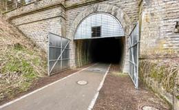 Nach Winterpause: Milseburgtunnel für Radler wieder startklar - Saison eröffnet